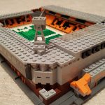 Outside of East stand – smaller Tannadice