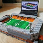 Tannadice and stud.io model