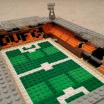 Looking towards the tunnel – smaller Tannadice