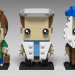BrickHeadz Only Fools and Horses