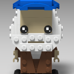 BrickHeadz Only Fools Uncle Albert
