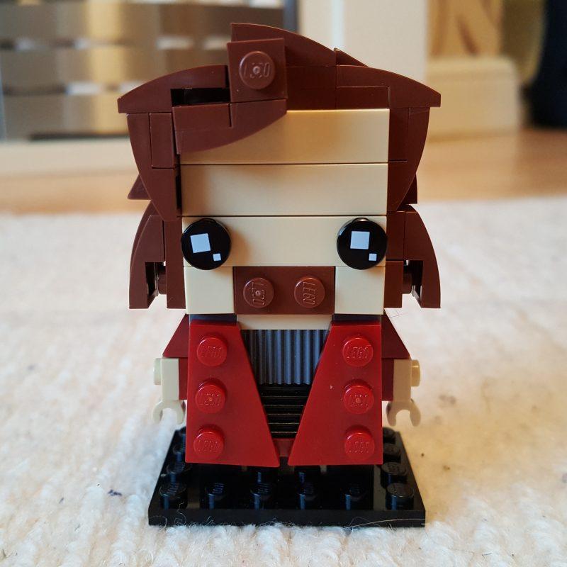 Lego Brickheadz style representation of Sirius Black