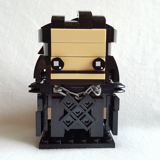 Lego representation of Jon Snow